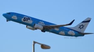 UP B737-800 4X-EKU