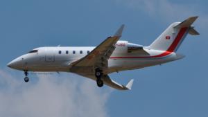 CL-600 HB-JSG